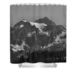 Mt. Shuksan Shower Curtain