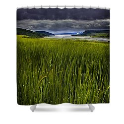Munlochy Bay Shower Curtain