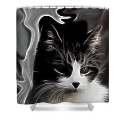 My Girl - Memories Of Cika Shower Curtain