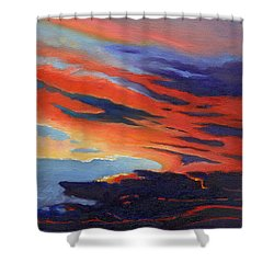 Natural Light Shower Curtain by Catherine Twomey