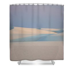 Nature Shower Curtain by Marlo Horne