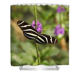 Natures Art Shower Curtain