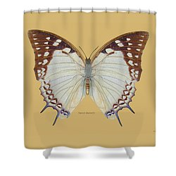 Nawab Butterfly Shower Curtain