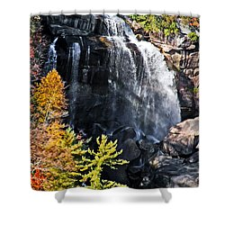 Nc Waterfalls Shower Curtain