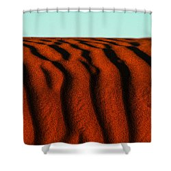 Never The Same Shower Curtain