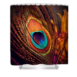 New Orleans On My Mind Shower Curtain by Susan Bordelon