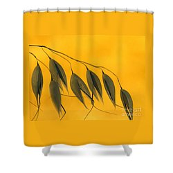 Next Year Crop Shower Curtain