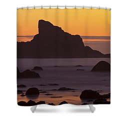 Occasion Of Mercy Shower Curtain by Mark Kiver