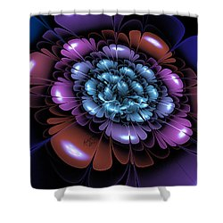 Of Color And Light Shower Curtain