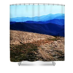Of Peace Shower Curtain