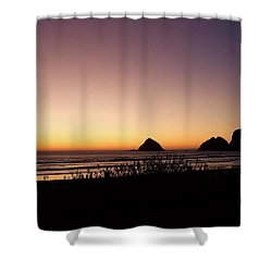 Oregon Coast 16 Shower Curtain