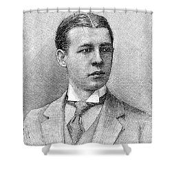 O.s. Campbell, 1891 Shower Curtain by Granger