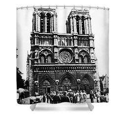 Paris: World War II, 1940 Shower Curtain by Granger