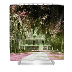 Parlange Plantation Circa 1750 New Roads La Shower Curtain