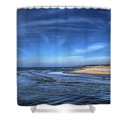 Peaceful Times Shower Curtain