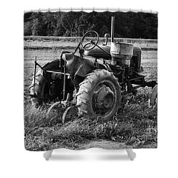 Shower Curtain featuring the photograph Peach Glen Pennsylvania 2 by Tony Cooper