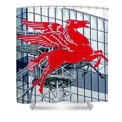 Pegasus Shower Curtain