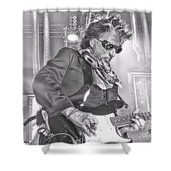 Shower Curtain featuring the photograph Perry  by Traci Cottingham