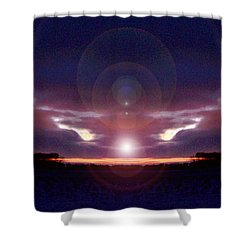 Phenomenon Shower Curtain