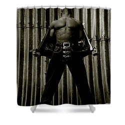 Photo 10 Shower Curtain by Marcin and Dawid Witukiewicz