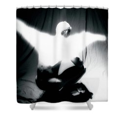Photo 19 Shower Curtain by Marcin and Dawid Witukiewicz