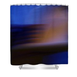 Shower Curtain featuring the photograph Photo Mixture Experiment by Colette V Hera  Guggenheim