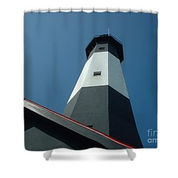 Pierce The Sky Shower Curtain by Mark Robbins