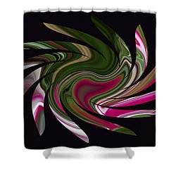 Pink Heart Sun Shower Curtain by Aimee L Maher Photography and Art Visit ALMGallerydotcom