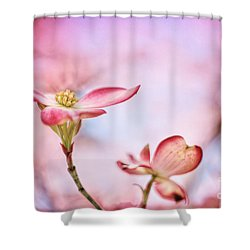 Pink Passion Shower Curtain by Darren Fisher