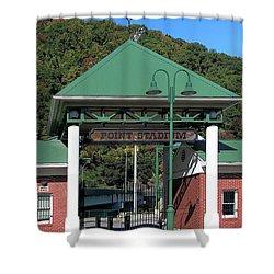 Point Stadium - Johnstown Pa Shower Curtain