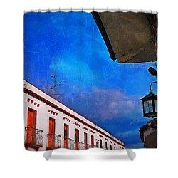 Popayan Shower Curtain by Skip Hunt