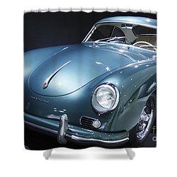 Porsche Museum 4 Shower Curtain