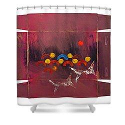 Prey Shower Curtain by Charles Stuart
