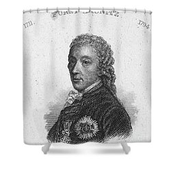 Prince Of Kaunitz-rietberg Shower Curtain by Granger