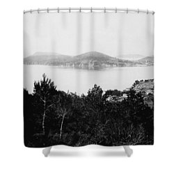 Princes Islands - Turkey Shower Curtain by International  Images