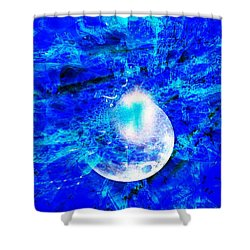Prophecy - The Second Coming Of The Lord Shower Curtain