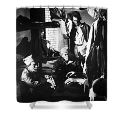 Pudovkin: Motgher, 1926 Shower Curtain by Granger