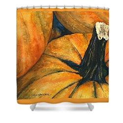 Punkin Shower Curtain