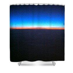 Rainbow Atlantic Shower Curtain