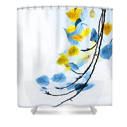Rama Shower Curtain