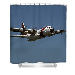 Shower Curtain featuring the photograph Red White And Blue by Steven Sparks