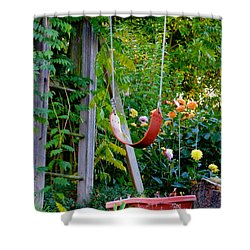 Shower Curtain featuring the photograph Remember... by Rory Sagner