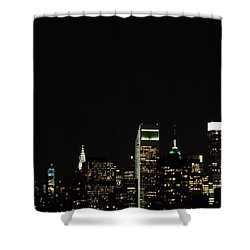 Remember September 11th Shower Curtain by Catie Canetti