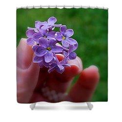 Shower Curtain featuring the photograph Make A Wish by Marija Djedovic