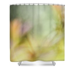 Renewal Of Spring  Shower Curtain by Heidi Smith