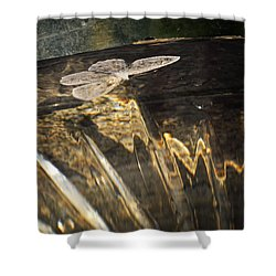 Repetition Shower Curtain