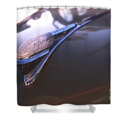 Shower Curtain featuring the photograph Restored by Clayton Bruster
