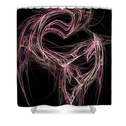 Return To Innocence Shower Curtain