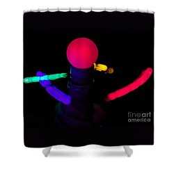 Revolution Shower Curtain