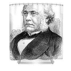 Richard Henry Dana Shower Curtain by Granger
